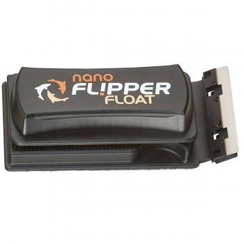 FLIPPER LIMPIADOR MAGNETICO NANO FLOAT PARA VIDRIO/ ACRILICO DE HASTA 6 MM