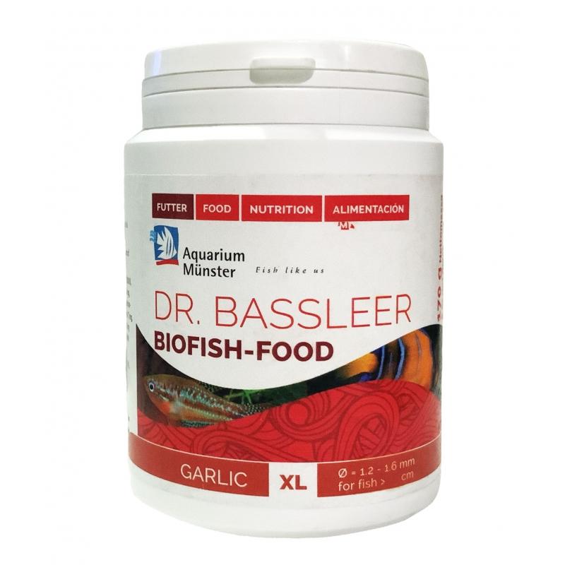 DR BASSLEER BIOFISH FOOD GARLIC (XL) 170 GR