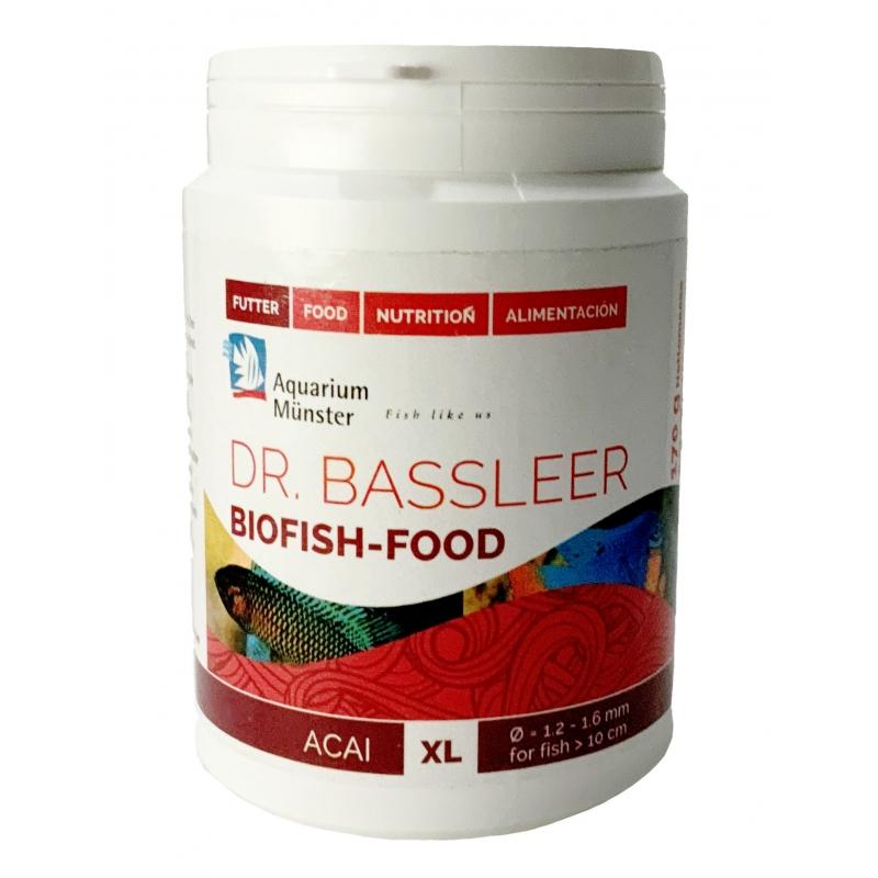 DR BASSLEER BIOFISH FOOD ACAI XL)170 GR