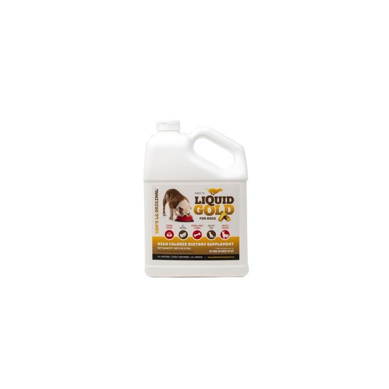 SBKS LIQUID GOLD SUPLEMENTO SABOR TOCINO 3.8 LT