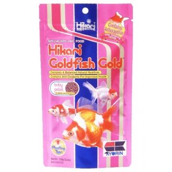 HIKARI GOLDFISH GOLD BABY PELLET 100 GR