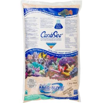 CARIB SEA ARAGONITA VIVA FIJI PINK 10 LB ( 4.5 KG )